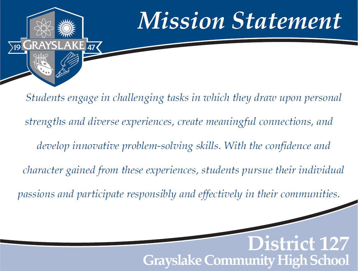 grayslake mission statement about