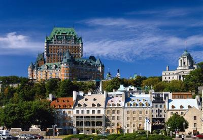 Exploring Quebec : Trip to French-Speaking Canada - June of 2017