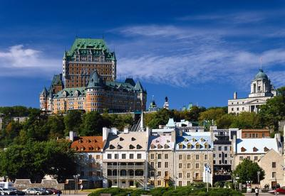 Exploring Quebec : Trip to French-Speaking Canada June of 2017