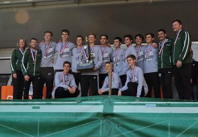 Grayslake Central Boys Cross County -- IHSA 2A State Awards
