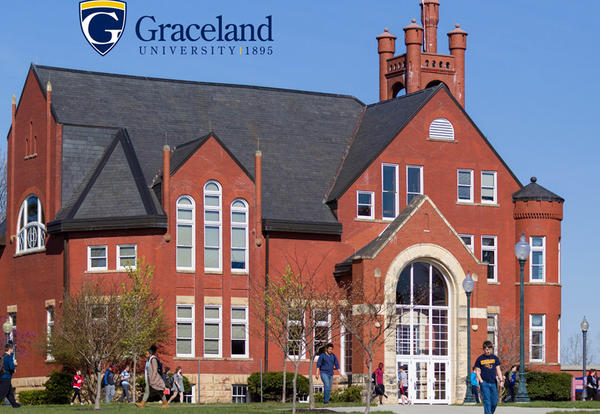 Graceland University 1895: Graceland's Higdon Administration BUilding