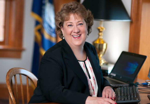Graceland University's 18th President, Dr. Patricia H. Draves