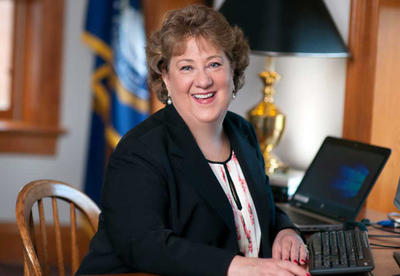 Graceland University Welcomes Dr. Patricia H. Draves as the 18th University President