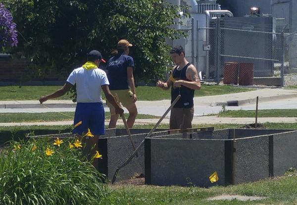 Gardens Promote Community