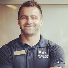 Soso Gabelaia was chosen by Graceland University. And then he chose Graceland.