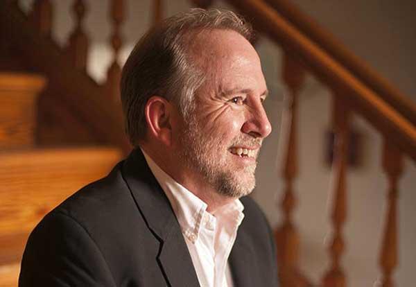 Faculty Spotlight: Jeff McElroy