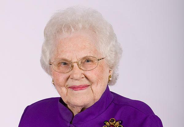 Graceland Legend Dr. Velma Ruch
