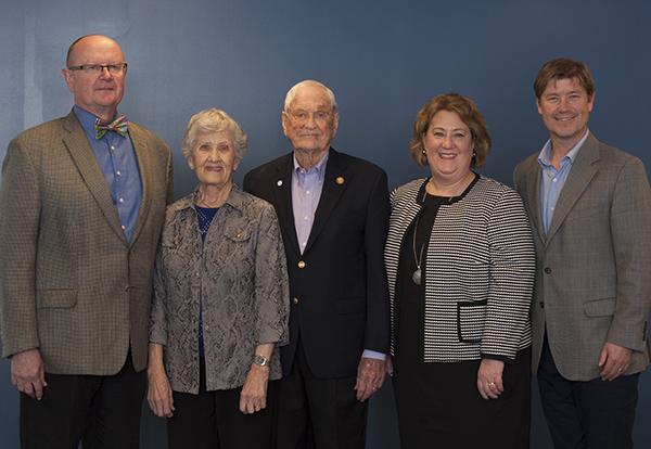 Dr. Daniel Pratt, Alice D. Waite, Dr. Daniel E. Waite, Dr. Patricia H. Draves, Dr. Brian White