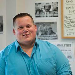 Faculty Spotlight: Bryan Gatzke