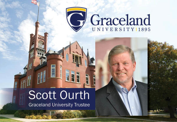 Ourth Appointed to Graceland University Trustees