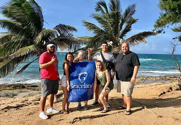 Graceland University Students Experience Culture in Puerto Rico