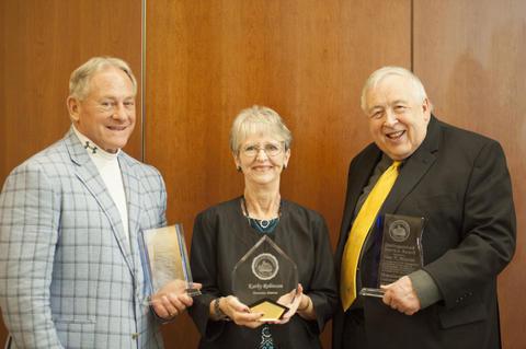 Award winning Alumnists