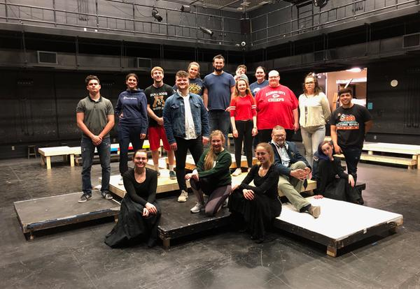 Graceland University Theatre Department Presents Macbeth