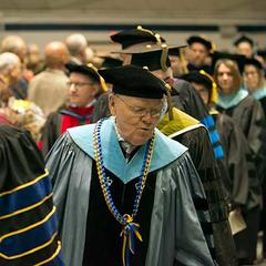 Graceland University's Jerry Hampton Honored for Lifetime of Service