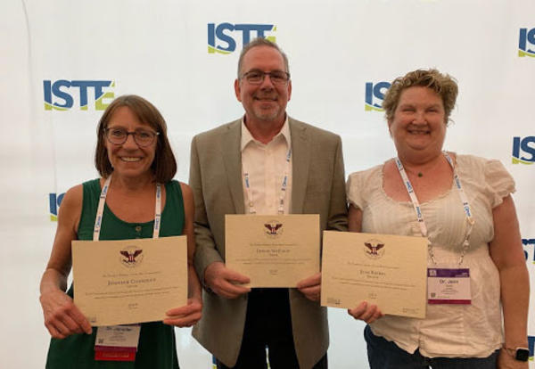 Dennis McElroy Receives President's Volunteer Service Award