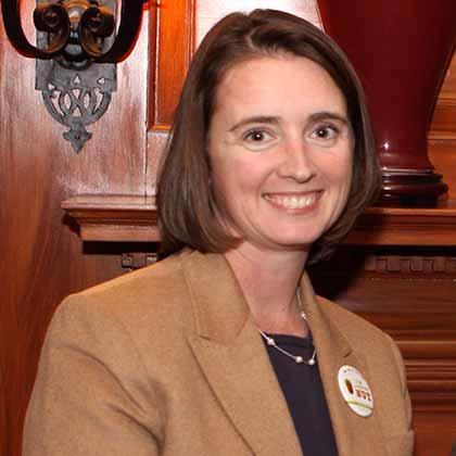 Barbara Walden, MA