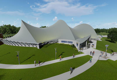 Graceland Board of Trustees Approves Renaming of Athletic Facility to Morden Center