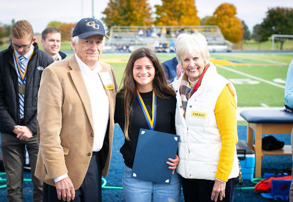 Graceland Honors Student-Athlete Achievement with the Freeman Awards