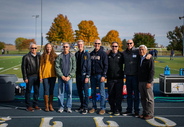 Graceland University Inducts New Class Into Hall of Fame
