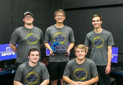 Graceland University is the Iowa Division B Esports Champion