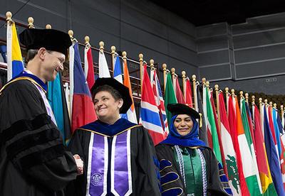 Dr. Julia Snethen Announced as Graceland University Fall Commencement Speaker