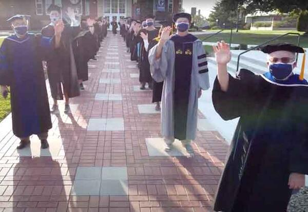 Graceland University Premiers First Virtual Commencement Ceremony for Class of 2020