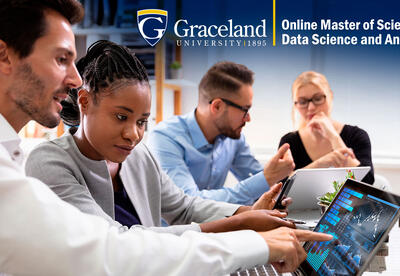 Data to Information to Insight: Graceland's Master of Science in Data Science and Analytics