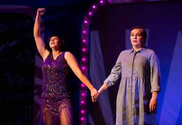 Two Graceland Theatre Students Advance to KCACTF Region 5 Finals
