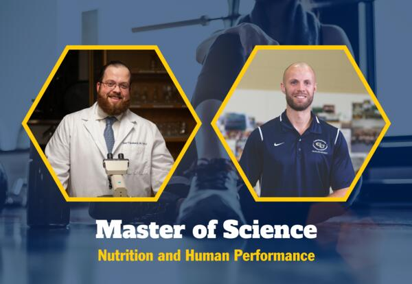 Master of Science in Nutrition and Human Performance