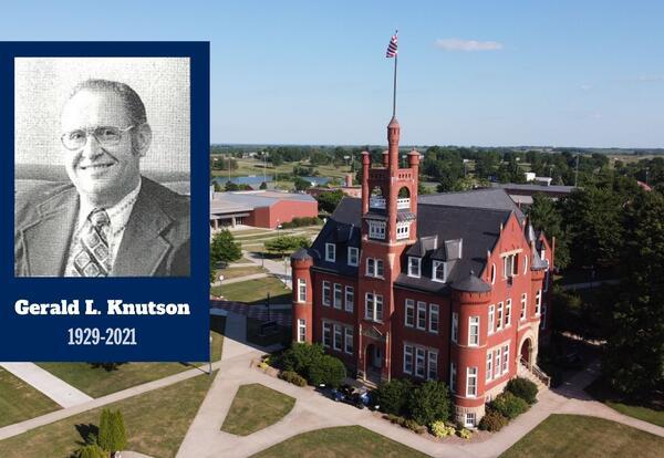 Graceland Mourns Former President Gerald Knutson
