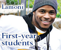 Lamoni First-Year students