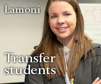 Lamoni Transfer Students