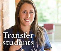 Independence Transfer Students