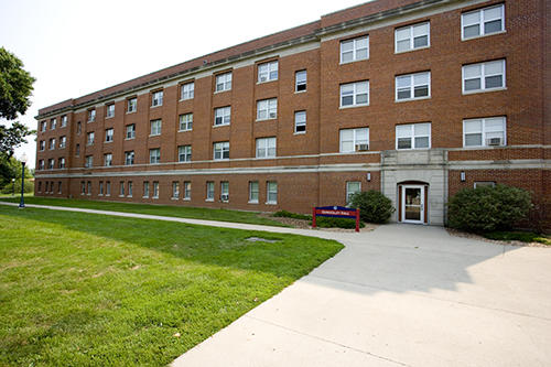 Gunsolley Residence Hall