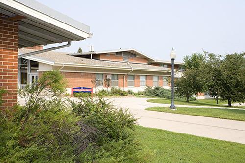 Tess Morgan Residence Hall