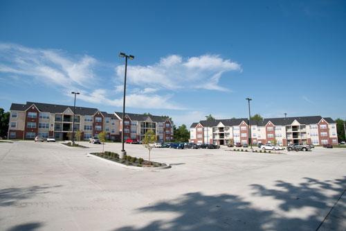 Small and Thomas Apartments