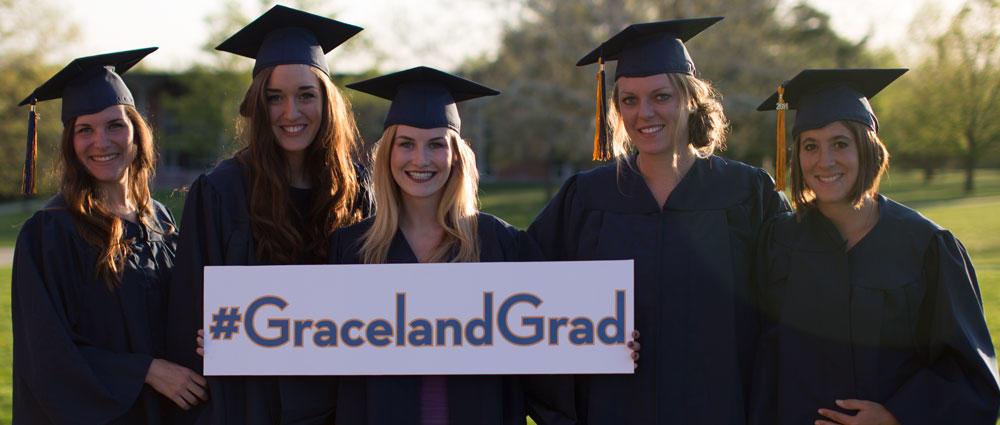 Graceland Grad