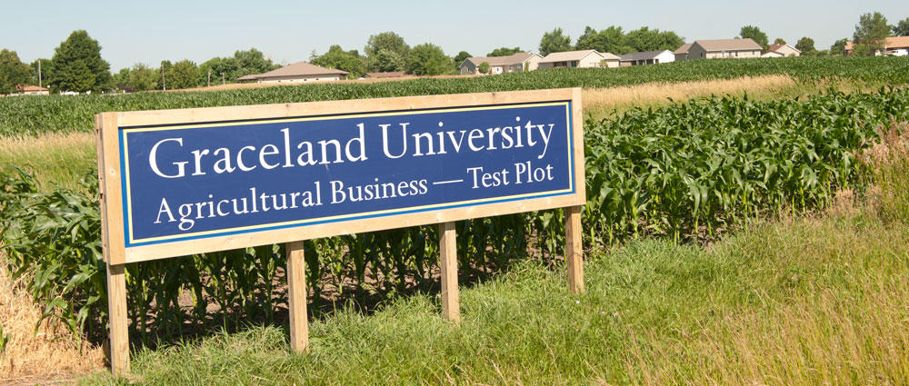 Agricultural Business Degree, major or minor at Graceland University