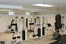 Chiropractic fitness center