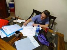enactus studying