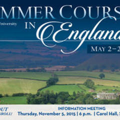 Graceland University Announces Summer Courses in England