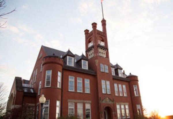 Higdon Administration Building