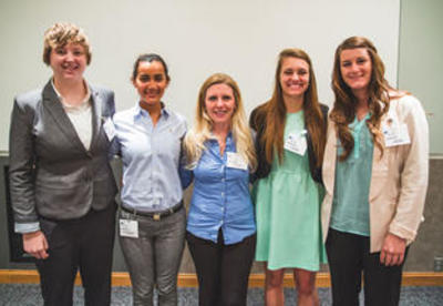 Graceland University Social Media Marketing Class Competes in Principal Challenge