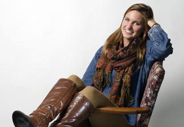 Graceland student Mariah Kliegl `16
