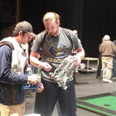 Graceland University Wins Robotic Competition with Two Hole-In-Ones