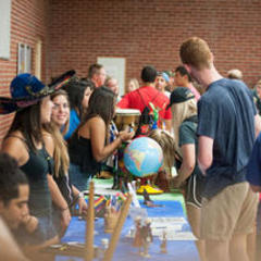 Graceland University Spring Clubs and Organizations Fair
