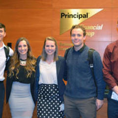 Graceland University Attends The Principal Voice of the Young Consumer Business Challenge
