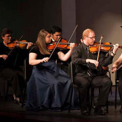 Graceland Orchestra Performs March 24