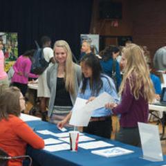 Graceland University Hosts First On-Campus Internship Fair