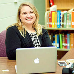 Meet Our New Reference Librarian!